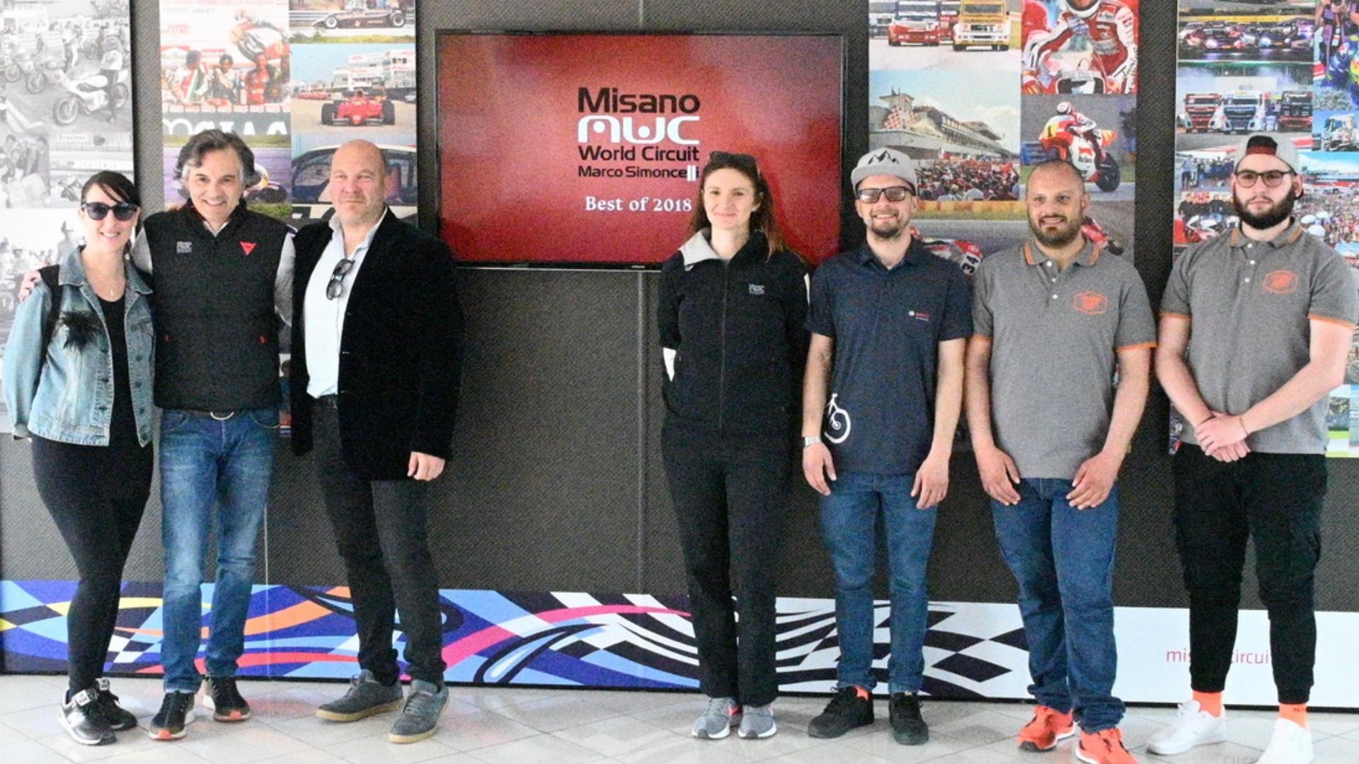 Misano Circuit Tour
