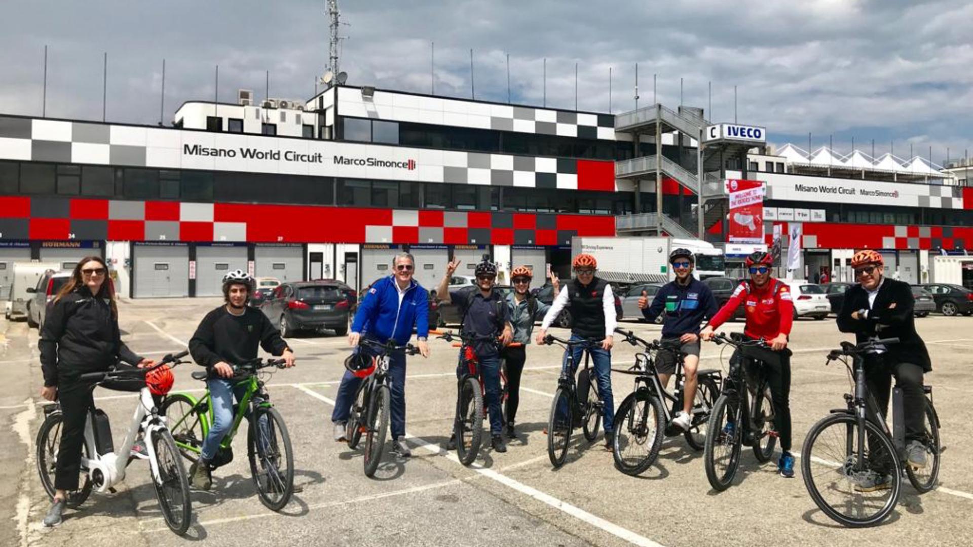 Misano Circuit Tour: il 'Simoncelli' diventa escursione per i turisti.