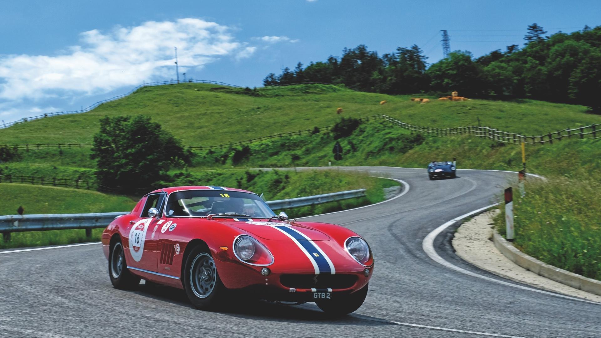 La Modena Cento Ore accende i motori. Dal 4 all'8 giugno la Motor Valley ospita le gare per auto storiche.