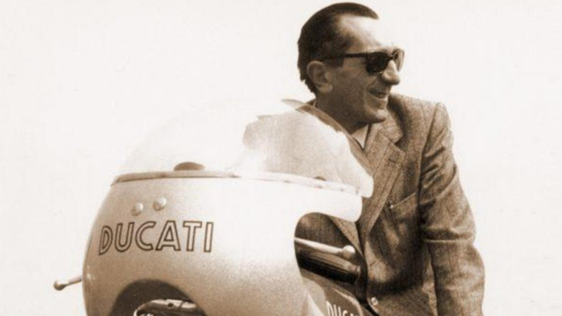 Fabio Taglioni, il genio di Ducati che ha costruito il mito Desmo.