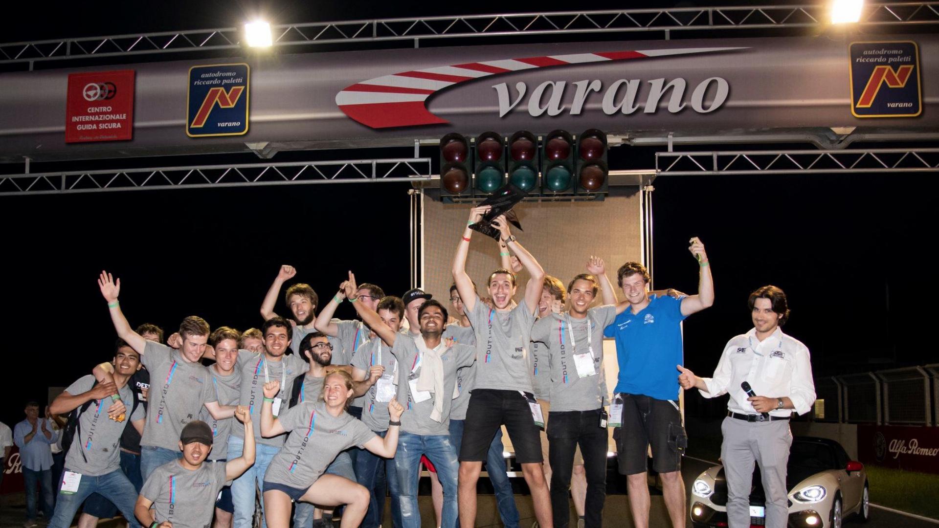 Grande successo per la Formula SAE Italy 2019 all'Autodromo di Varano.