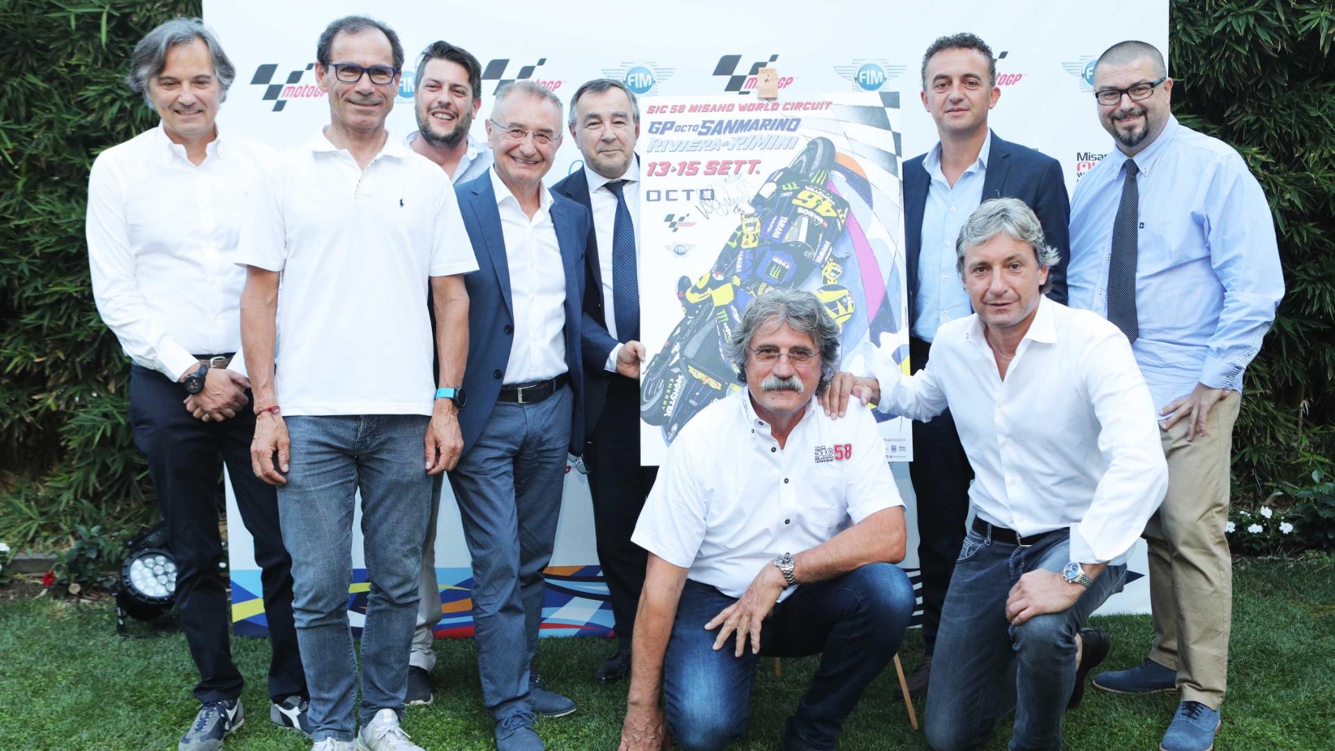 Presentato #RideOnColors, il progetto di The Riders' Land per il Gran Premio Octo di San Marino e della Riviera di Rimini.