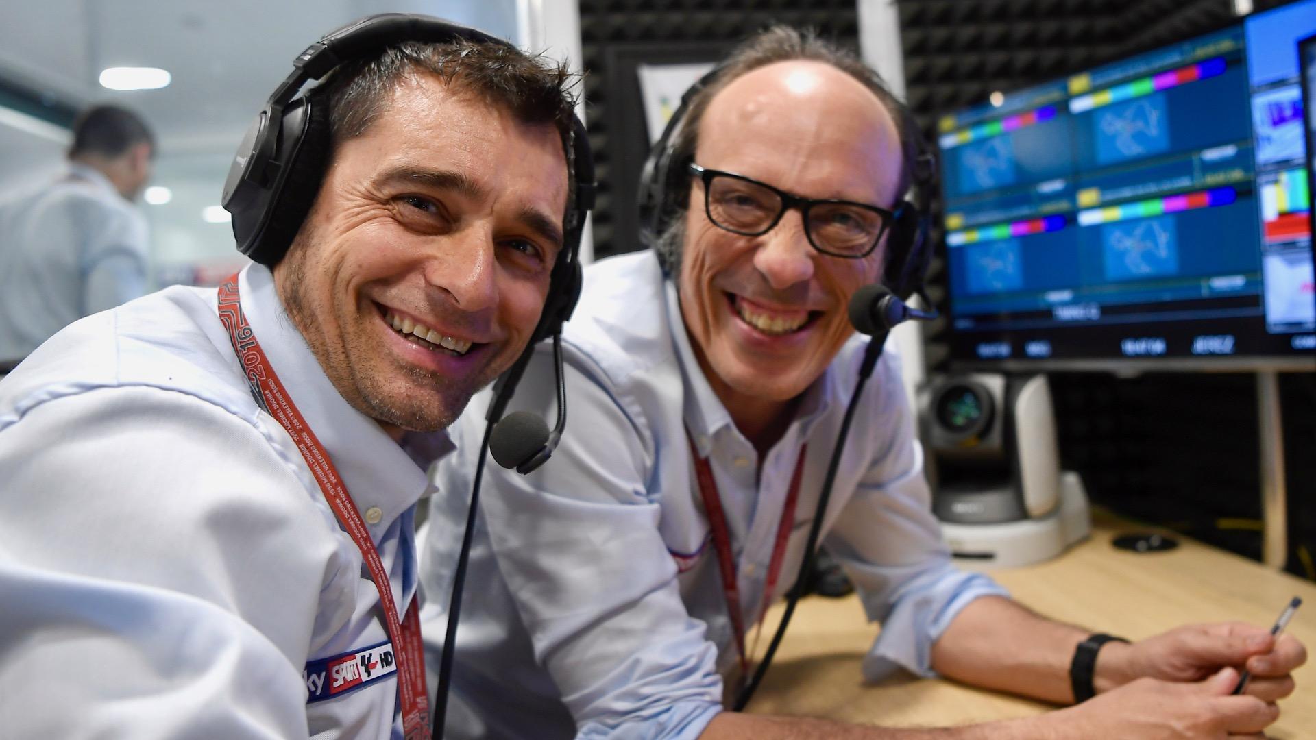 La Romagna, il circuito di Misano, la Motor Valley: intervista esclusiva con Mauro Sanchini.