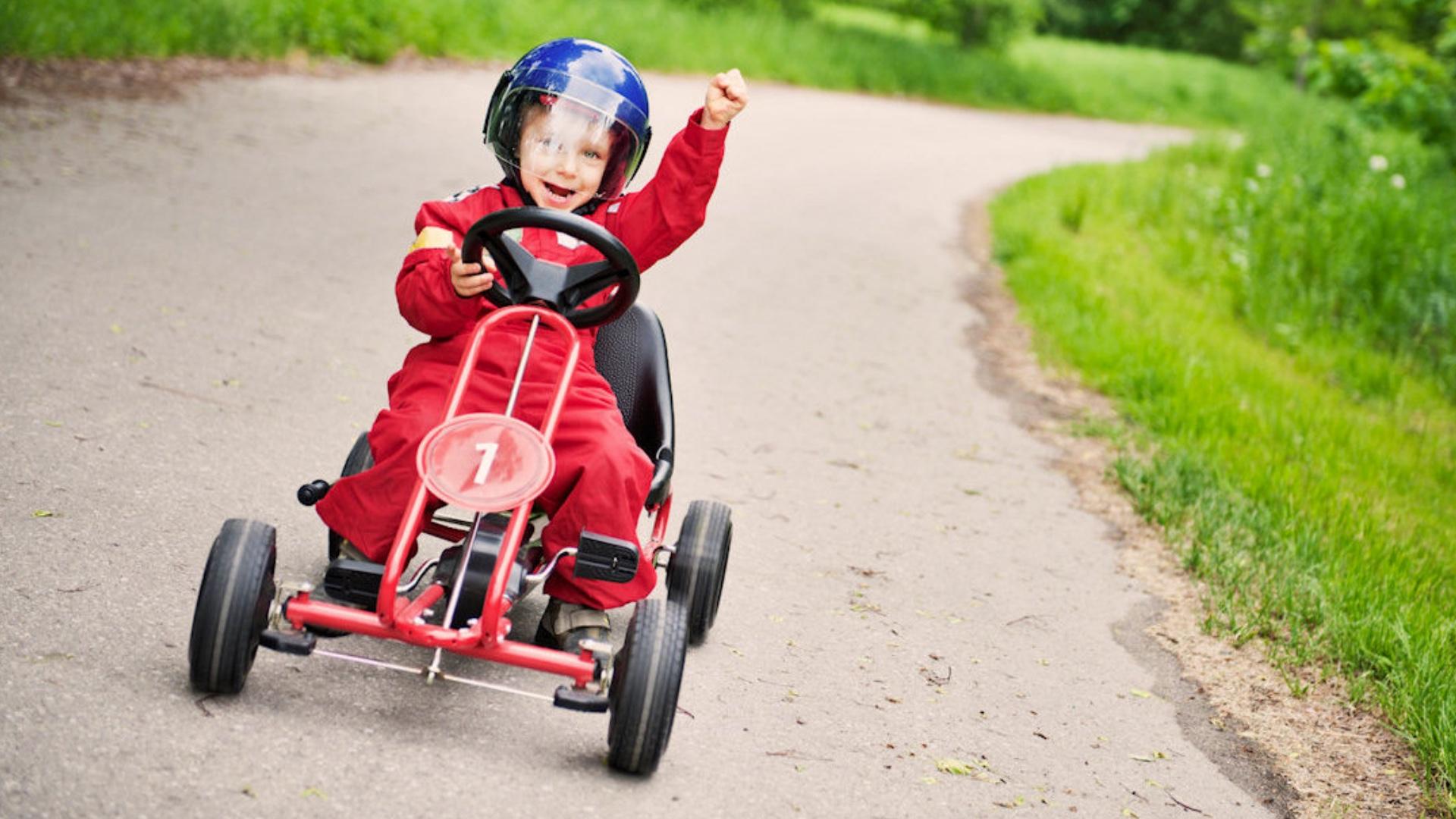 GP auto a pedali