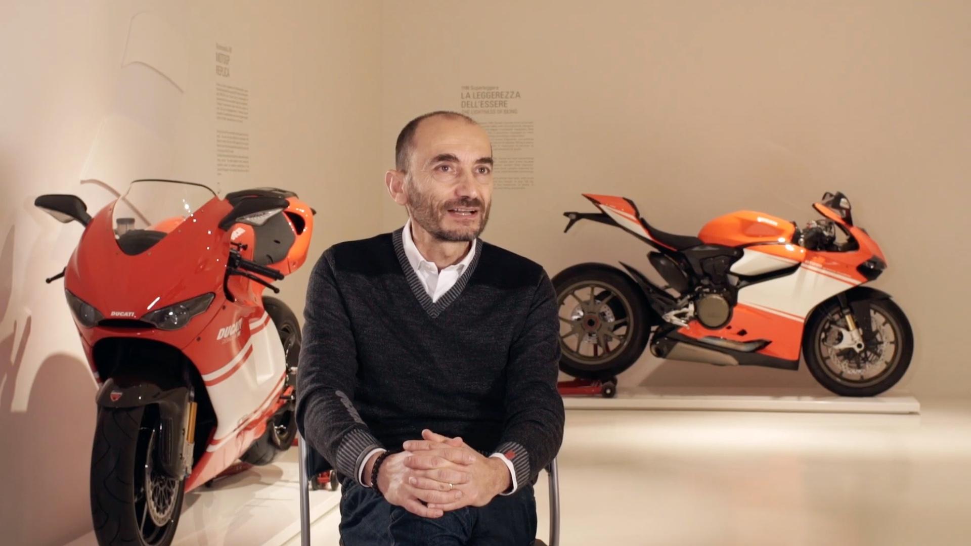 Intervista a Claudio Domenicali. Dal sogno Ducati alla visione Motor Valley.
