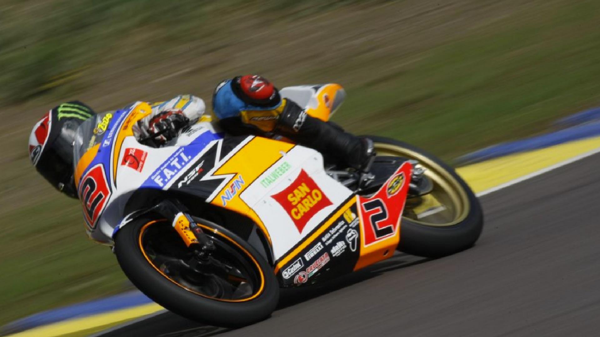 Prove libere moto Braghi Racing
