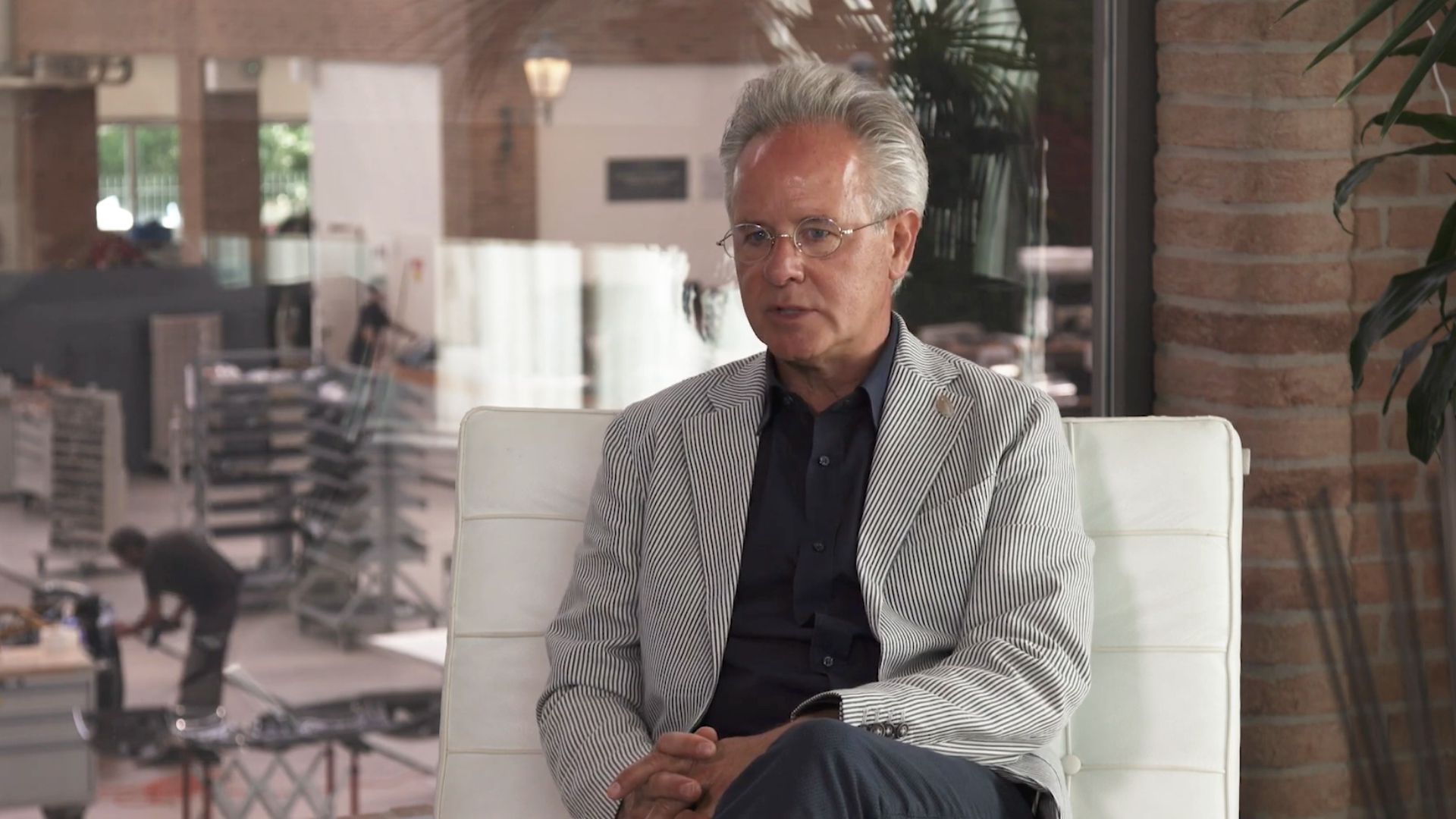 Interview with Horacio Pagani. From Las Pampas in Argentina to the Motor Valley.