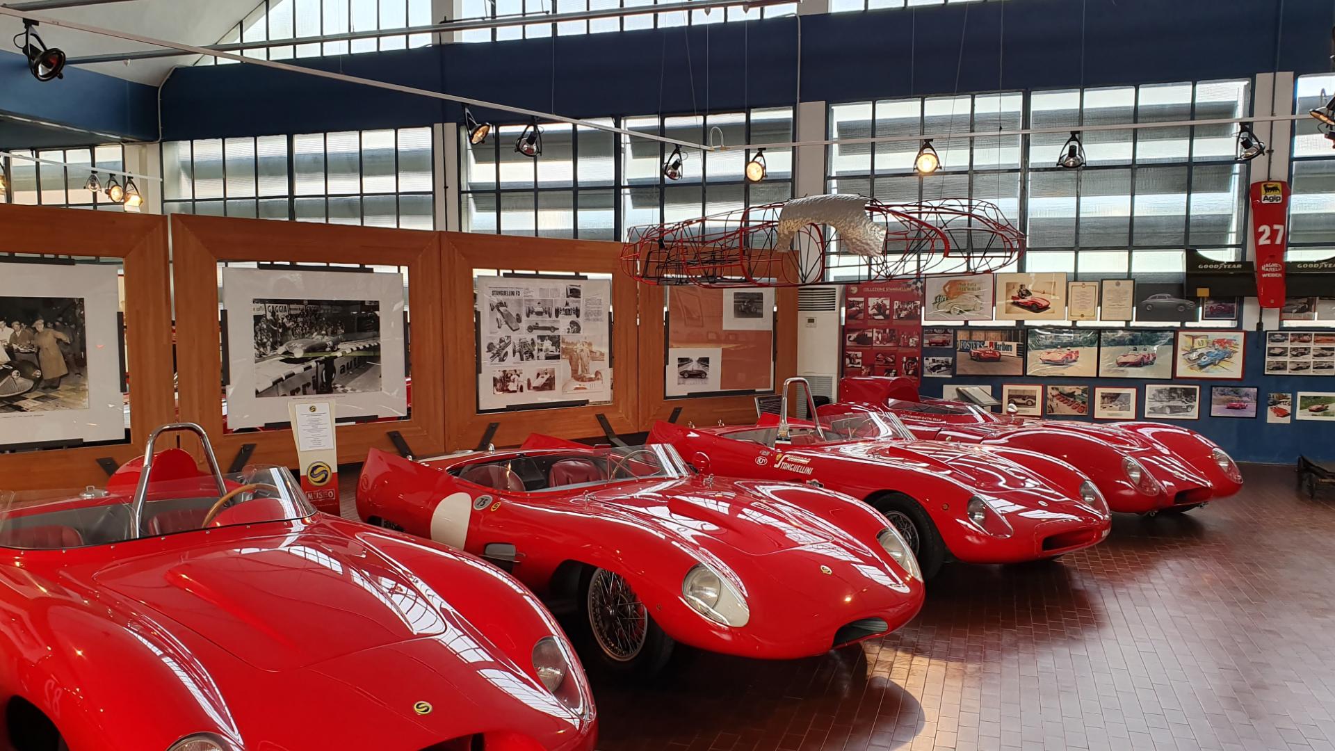 Tour: storia e passione nella Motor Valley