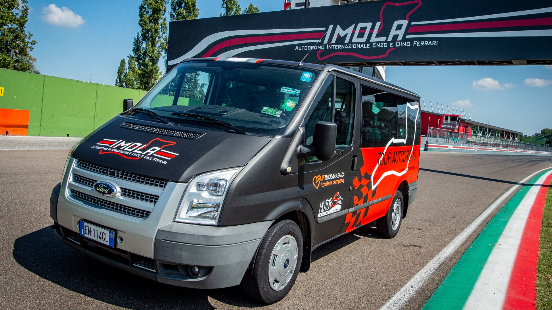 Imola Circuit guided tour