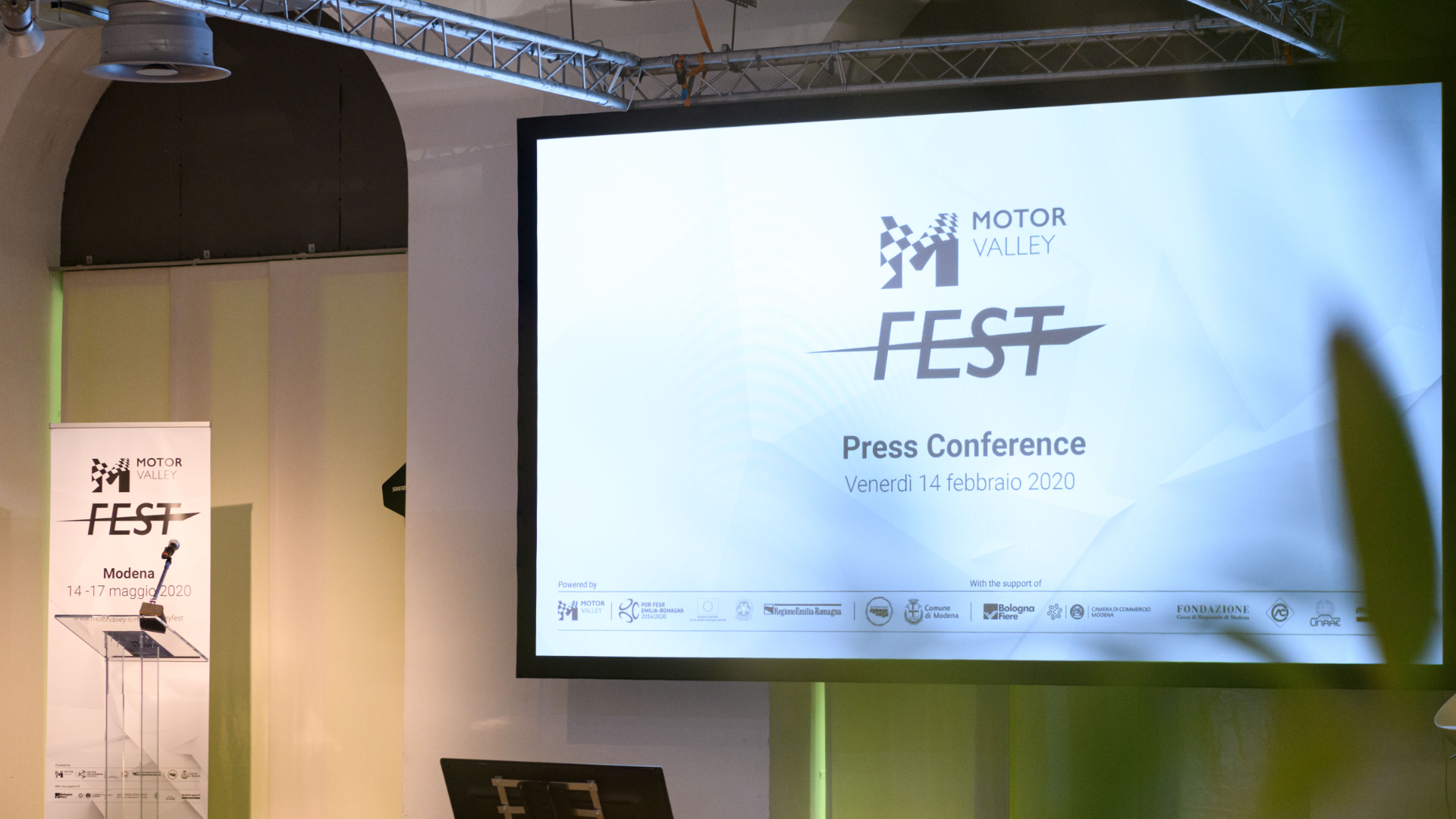 Motor Valley Fest: the second edition of the popular festival returns to Modena from May 14-17.