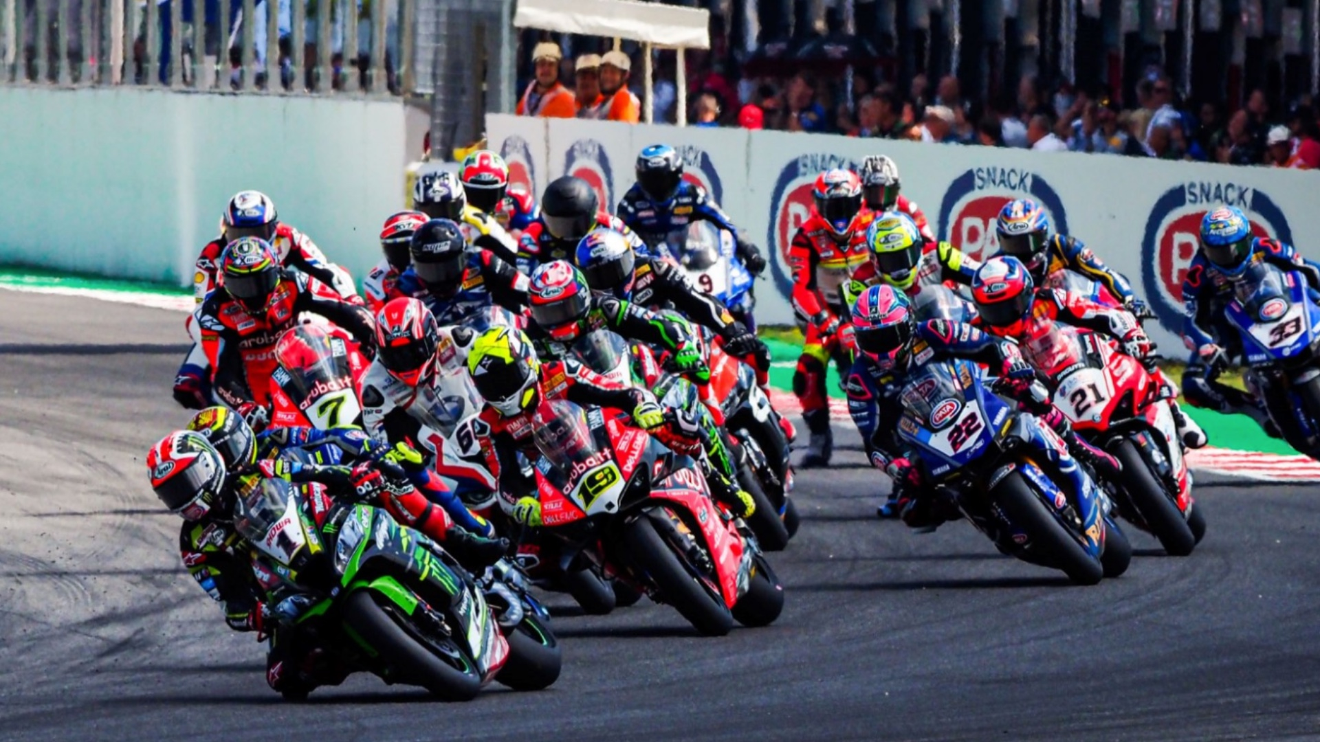 Superbike World Championship Riviera di Rimini Round 2020
