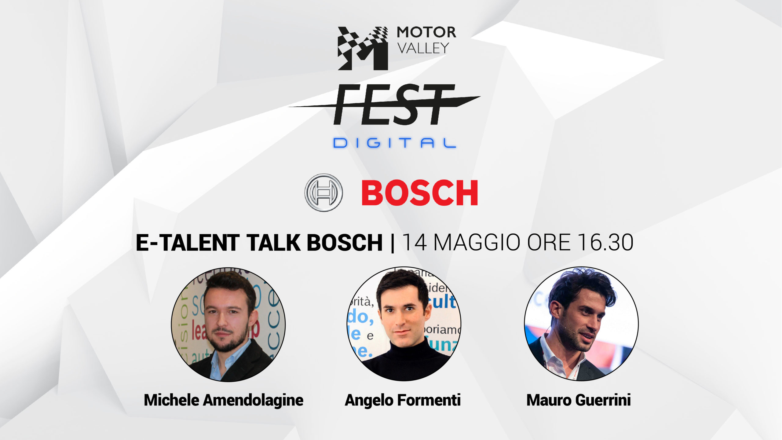 E- Talent Talk - Bosch