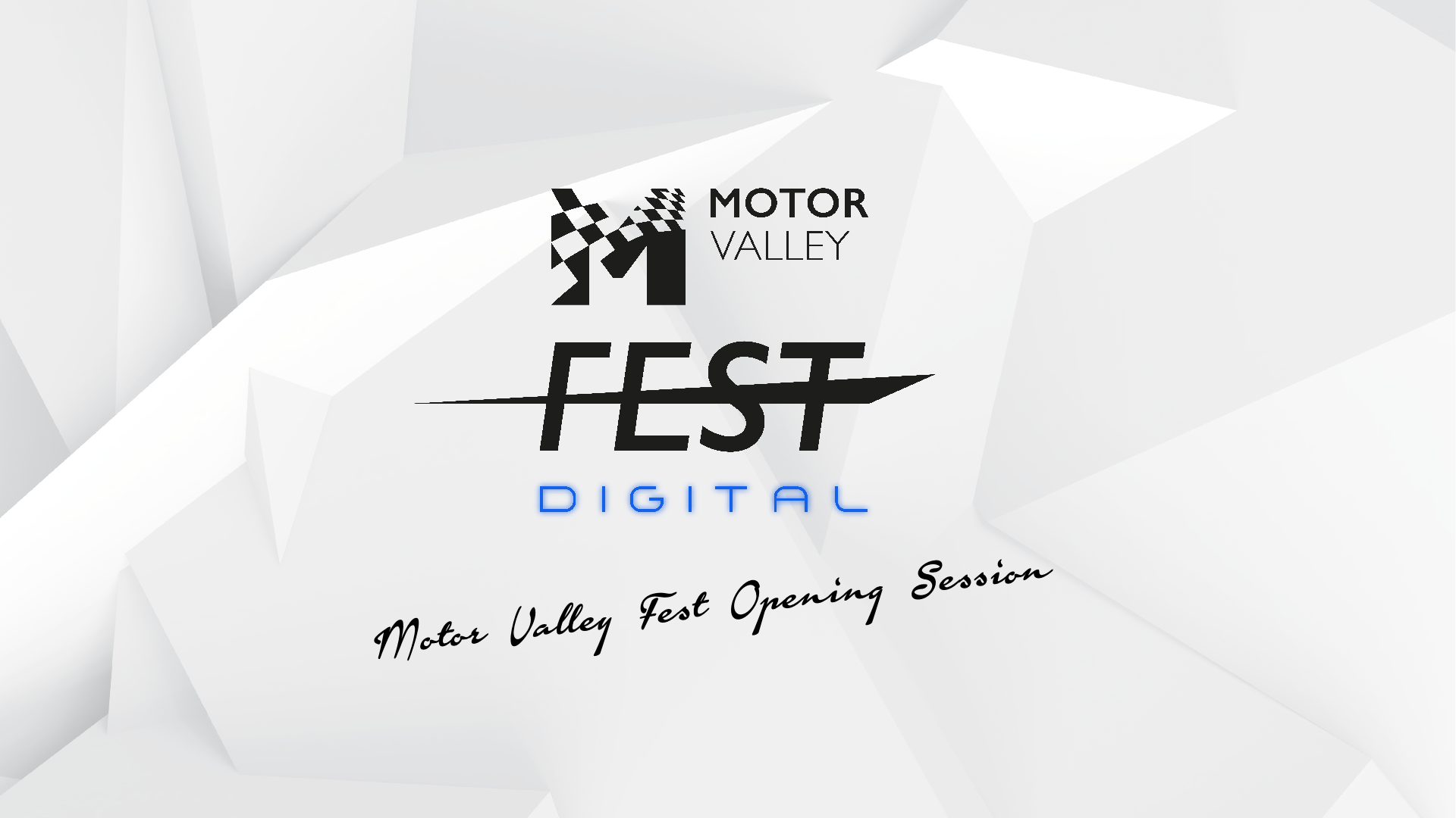 Motor Valley Fest Opening Session