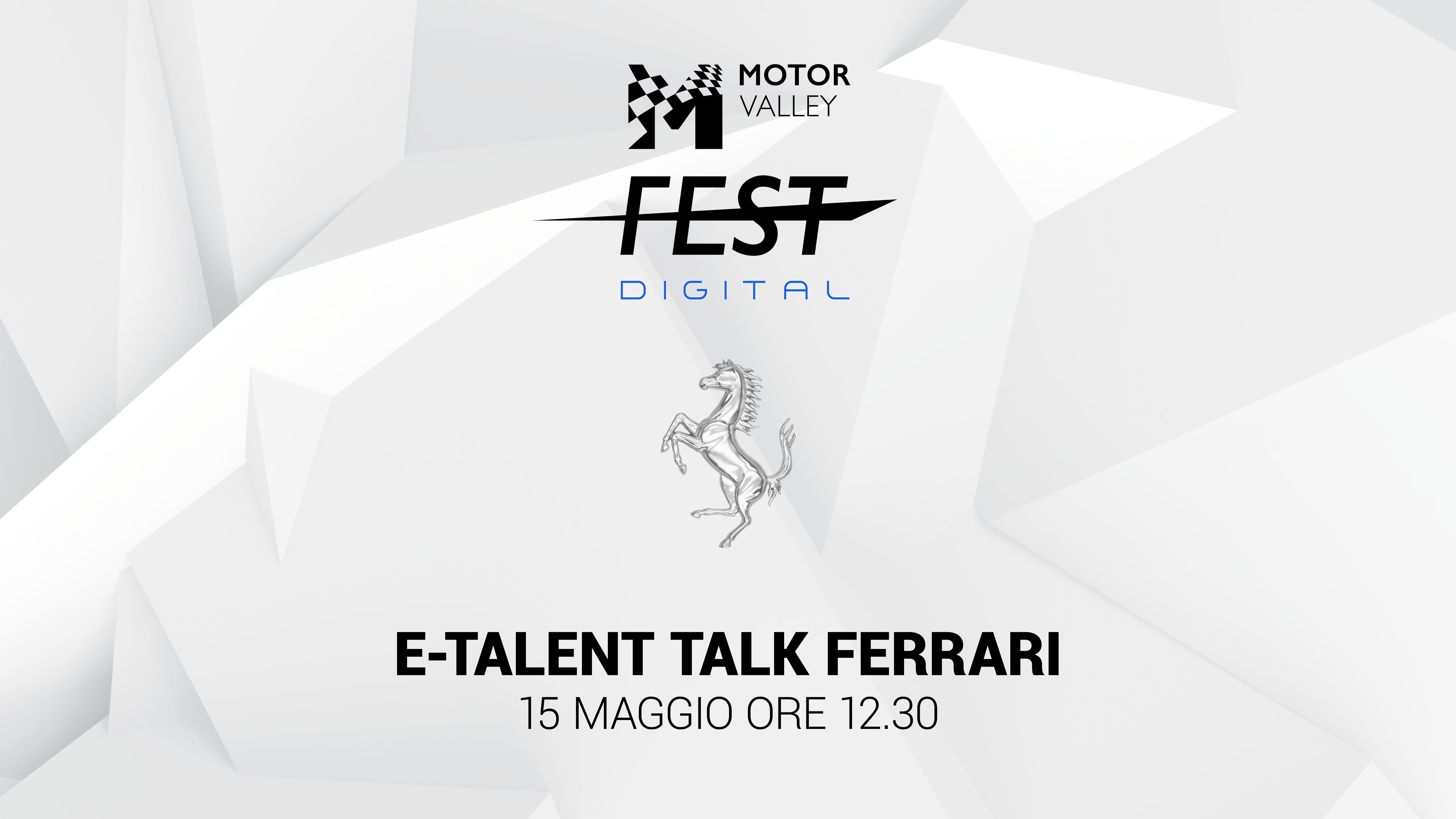 E-Talent Talk - Ferrari