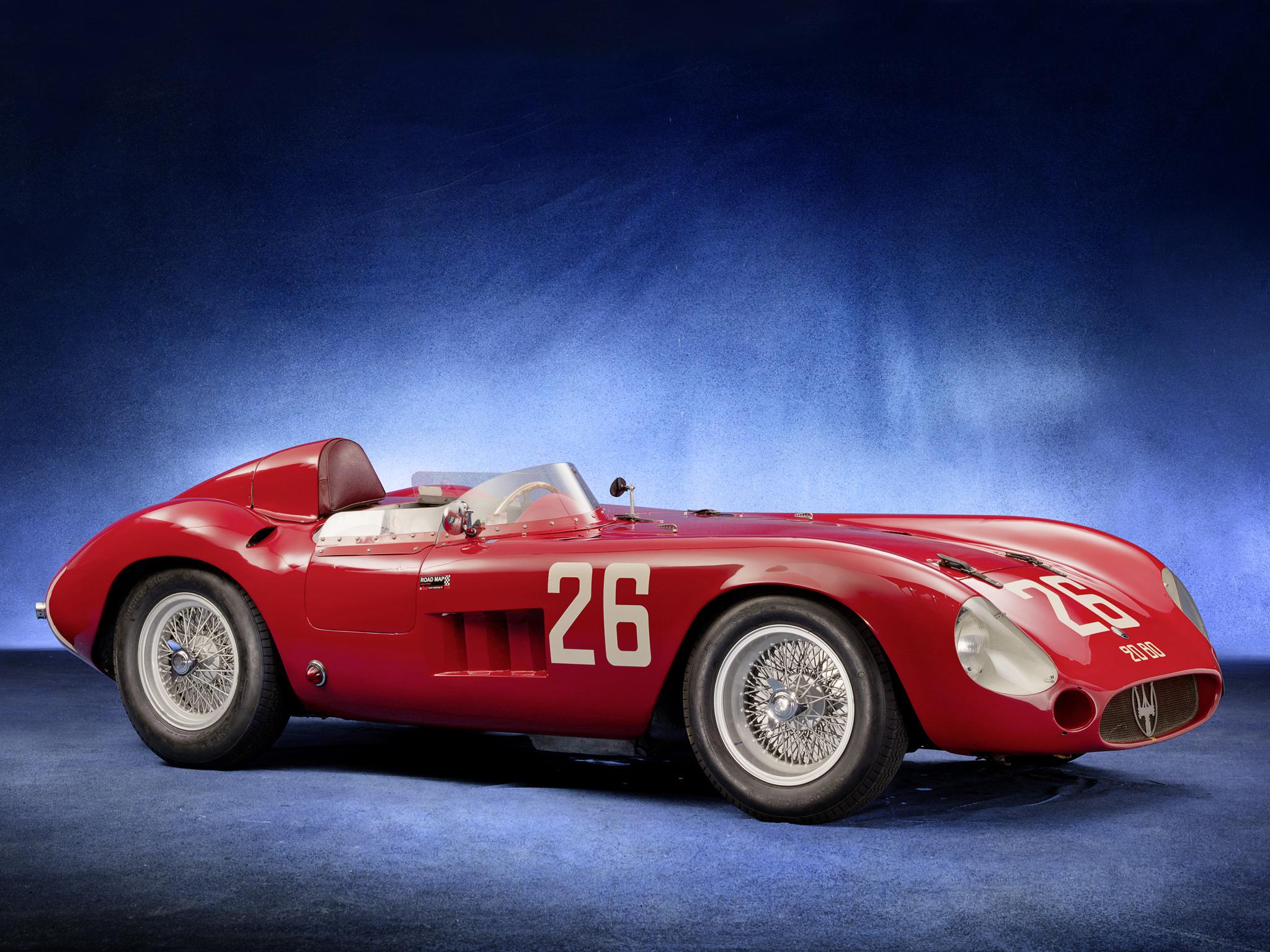 Le 10 Maserati più costose di sempre.