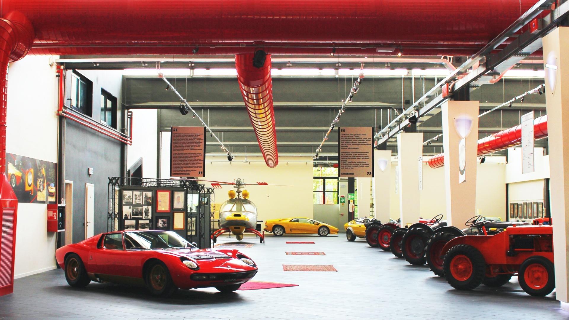 Il Museo Ferruccio Lamborghini compie 6 anni.