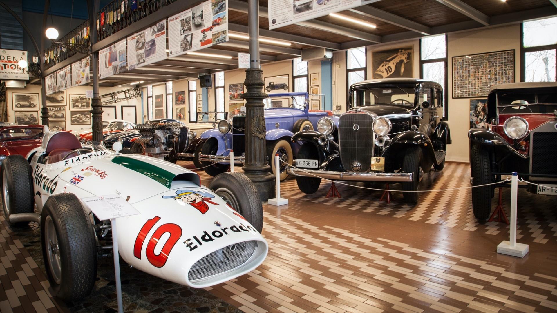 Riaprono i musei della Motor Valley.