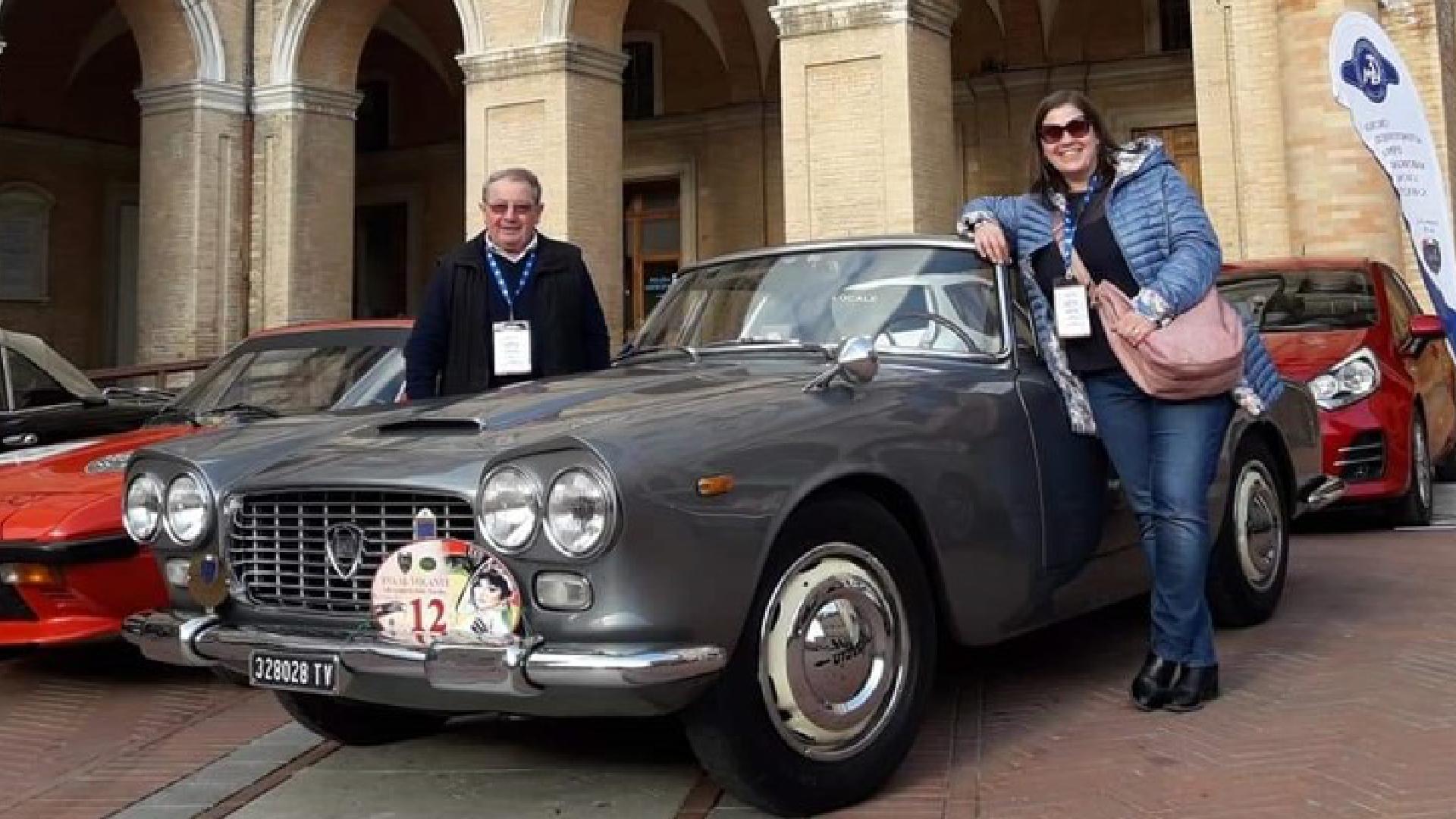 ASI sulle strade d'Italia: Scuderia San Martino promuove la Motor Valley.