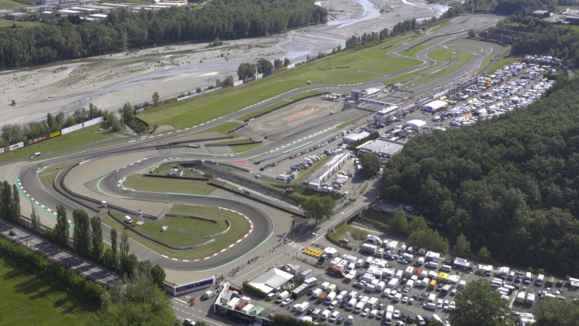 Varano circuit: the 2020 schedule of events and races.