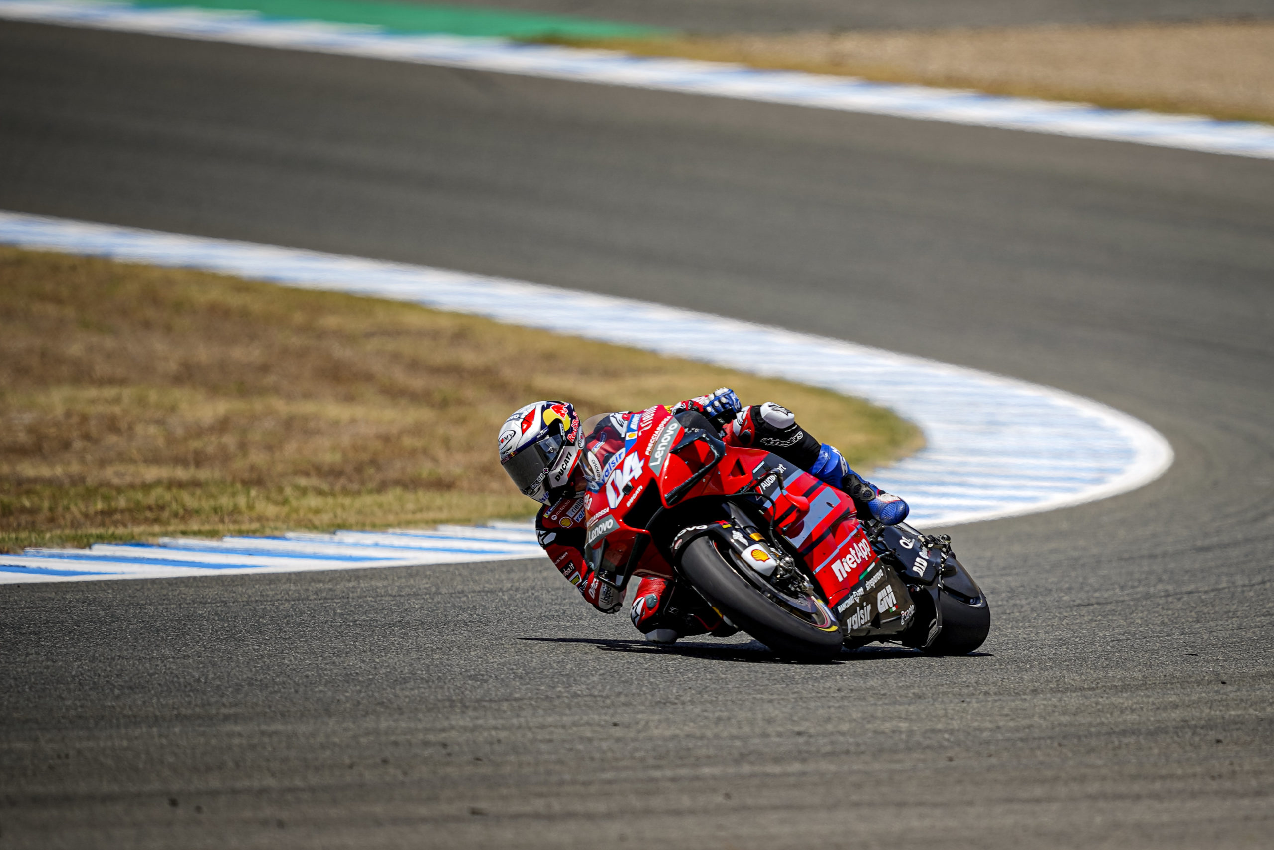 Dovizioso, a deserved third place