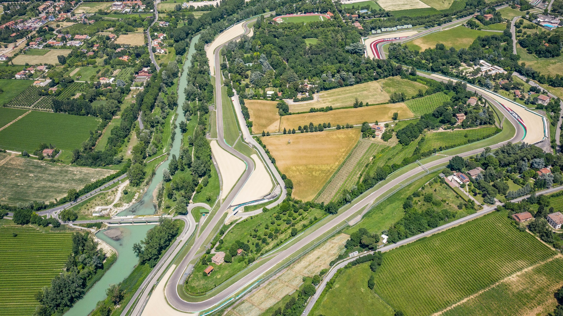 La Formula 1 torna a Imola dopo 14 anni.