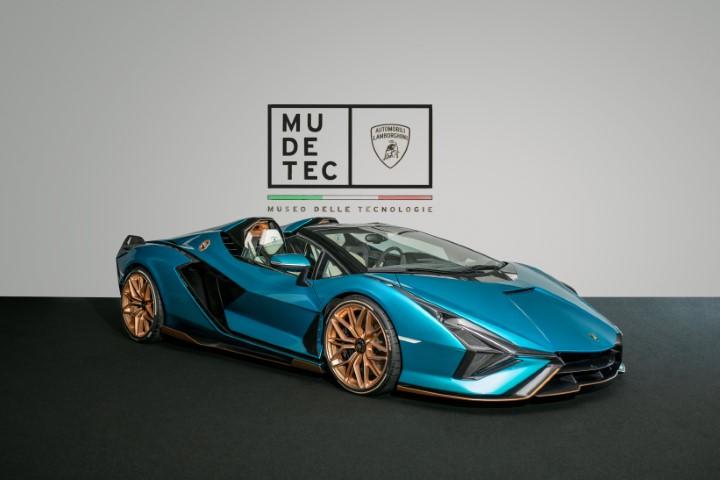 Il Museo Lamborghini riapre le porte al pubblico.