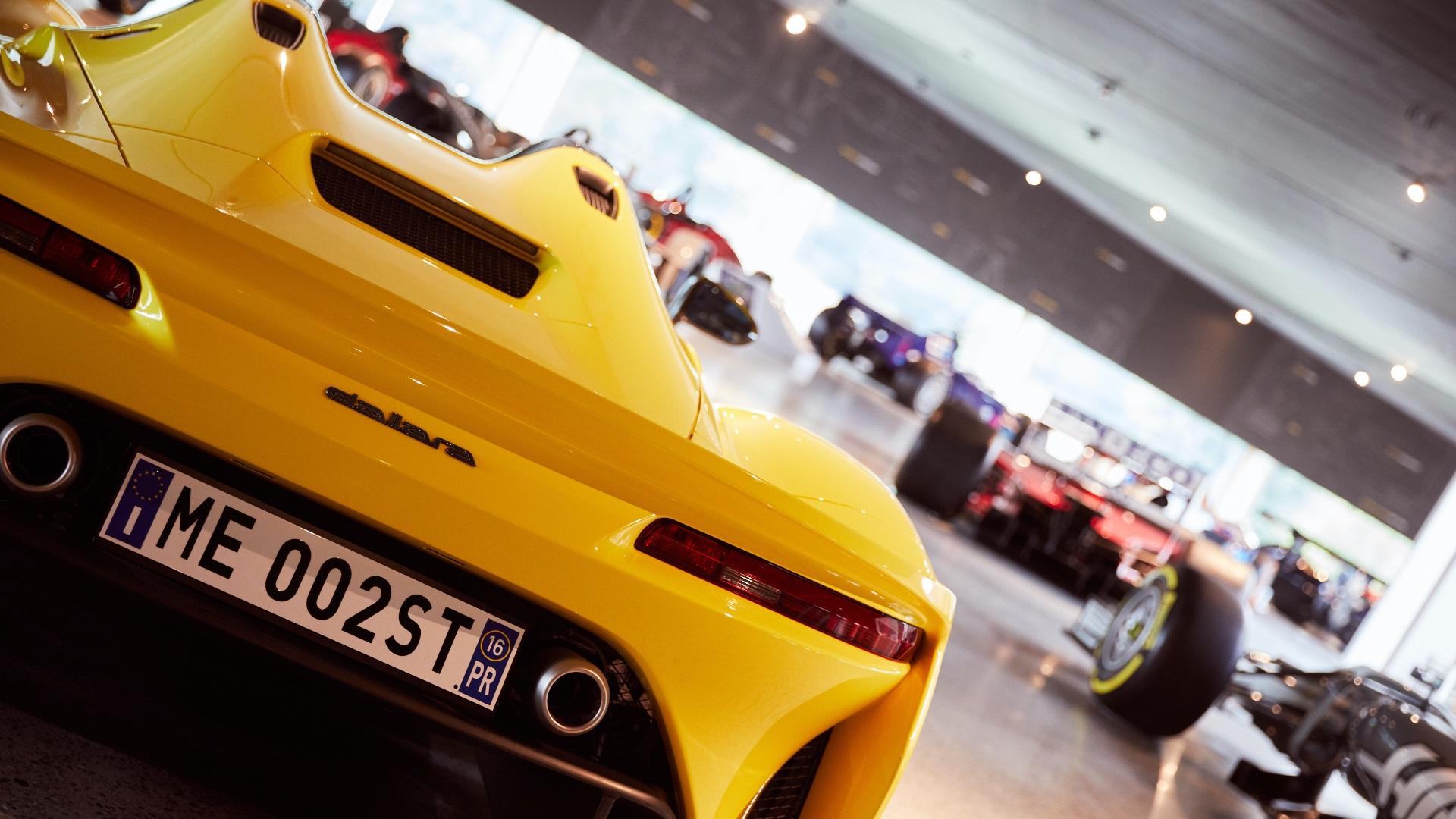 Motor Valley virtual tour: visit the Dallara Academy.