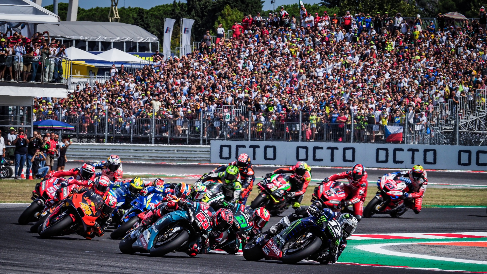 Misano World Circuit: the 2020 schedule of events and races.