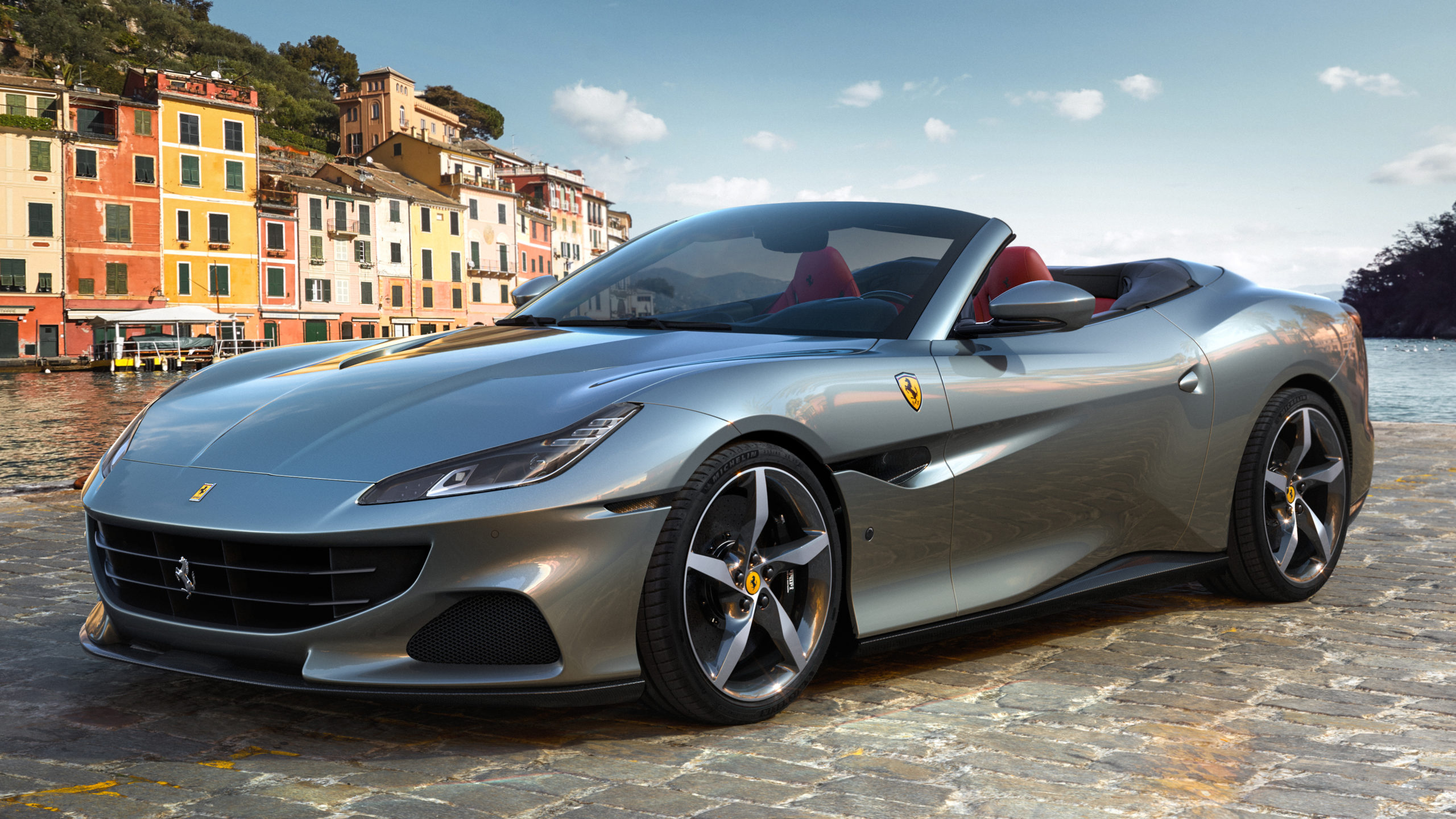 Ferrari Portofino M, the Maranello spider is now