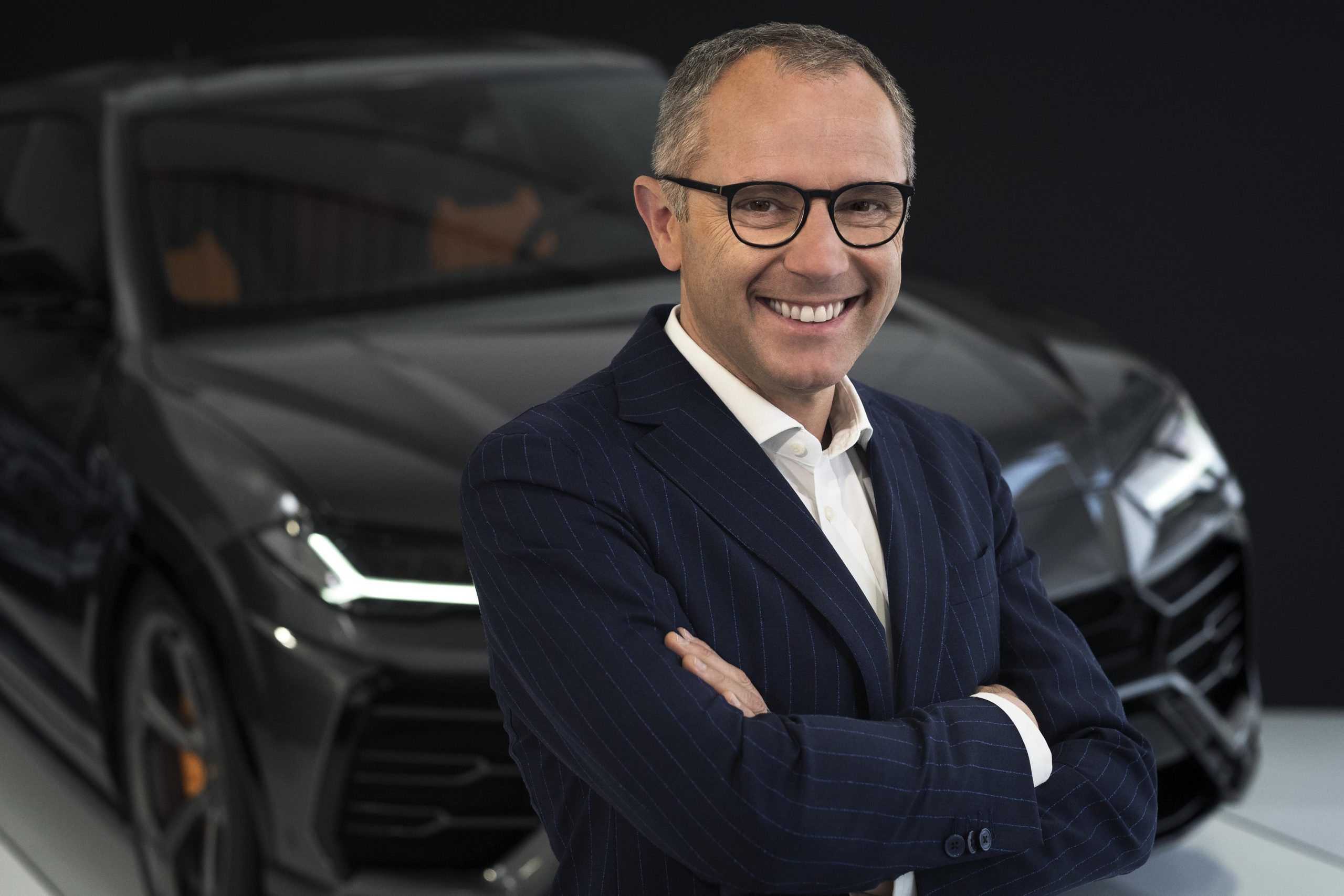 Stefano Domenicali returns to Formula 1