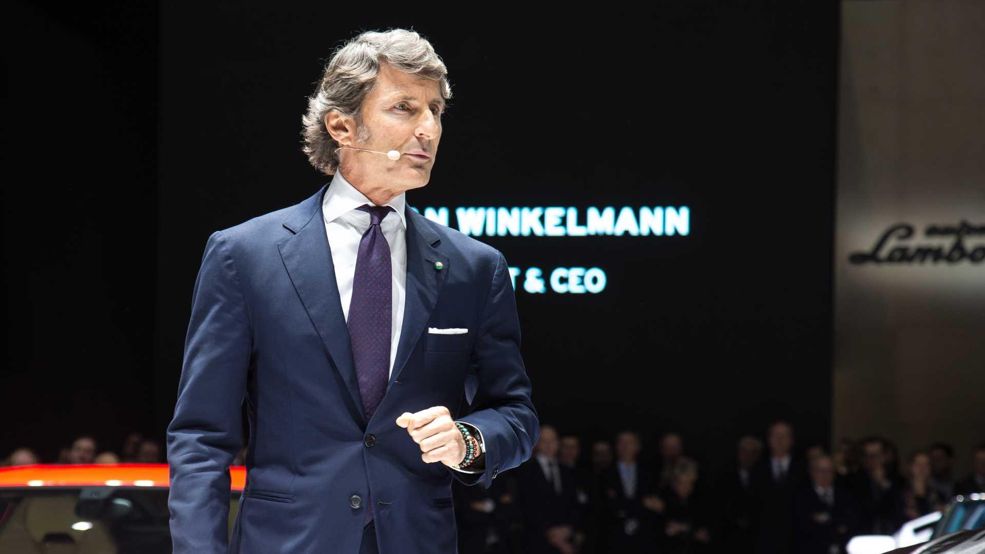 Stephan Winkelmann returns to the Lamborghini board
