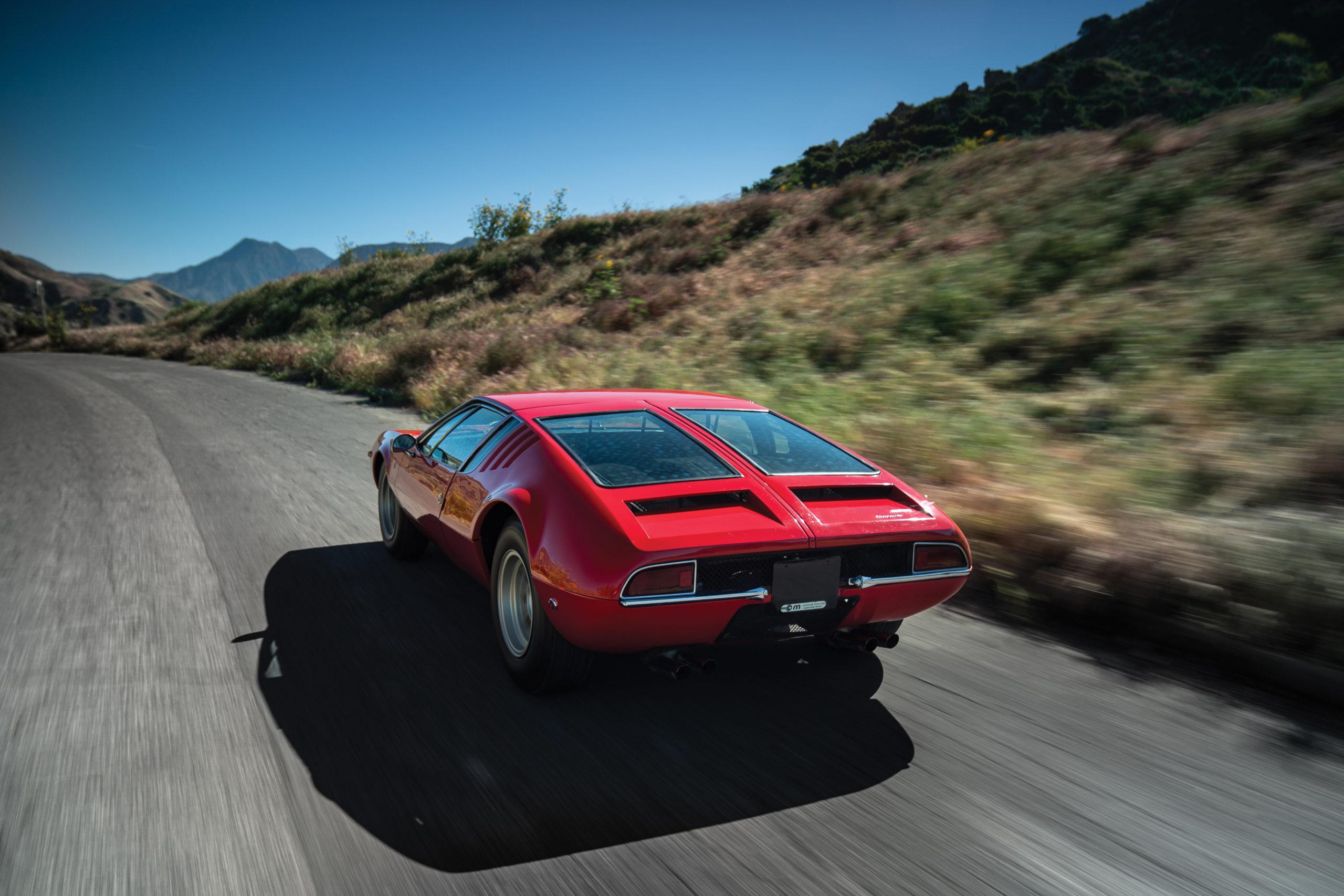 De Tomaso, a Motor Valley story.