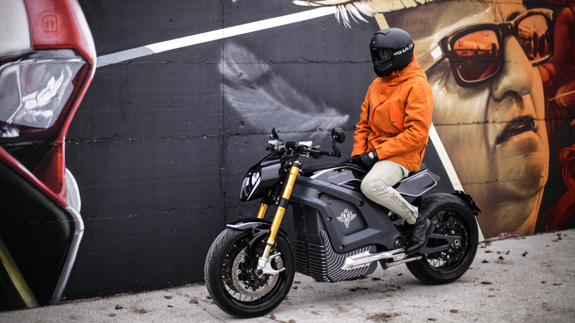 A new electric motorcycles Brand enters the Italian Motor Valley: Tazzari EV acquires Italian Volt.