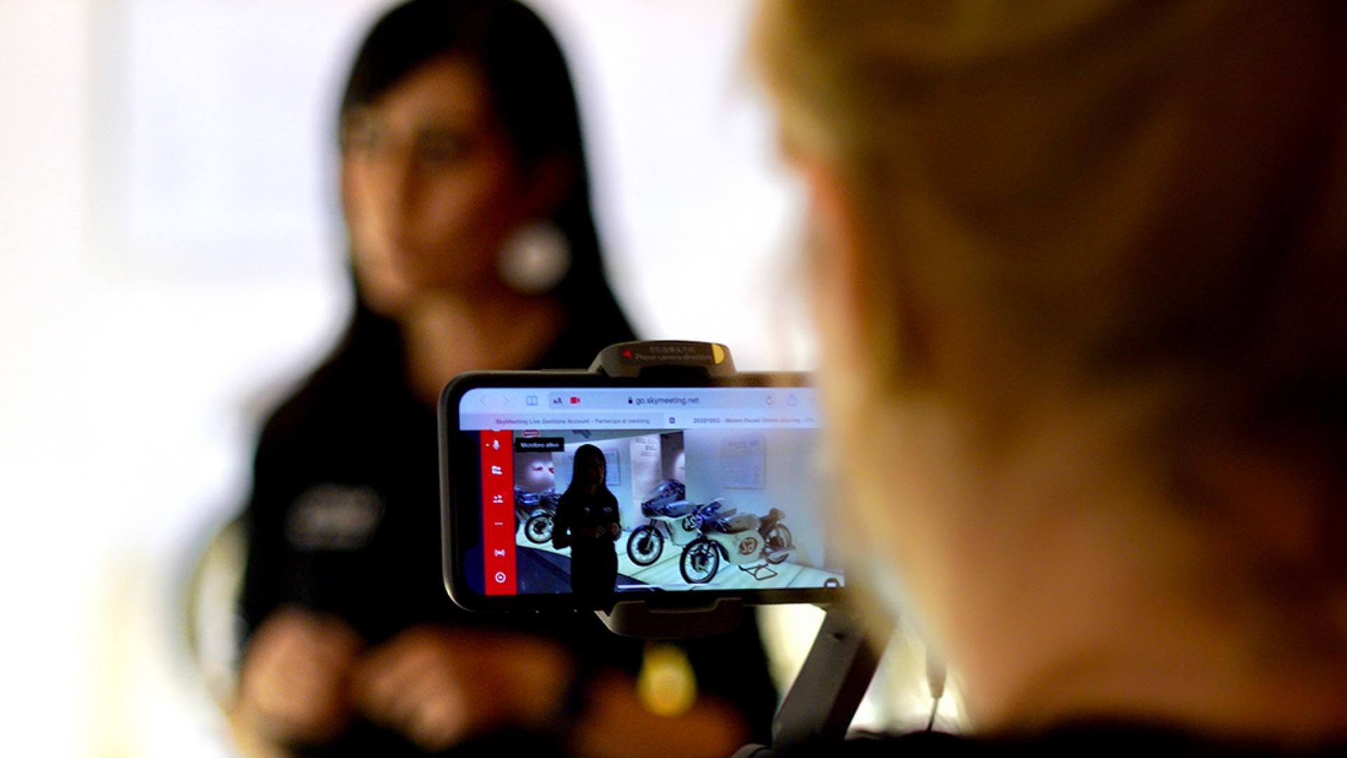 Museo Ducati Online Journey