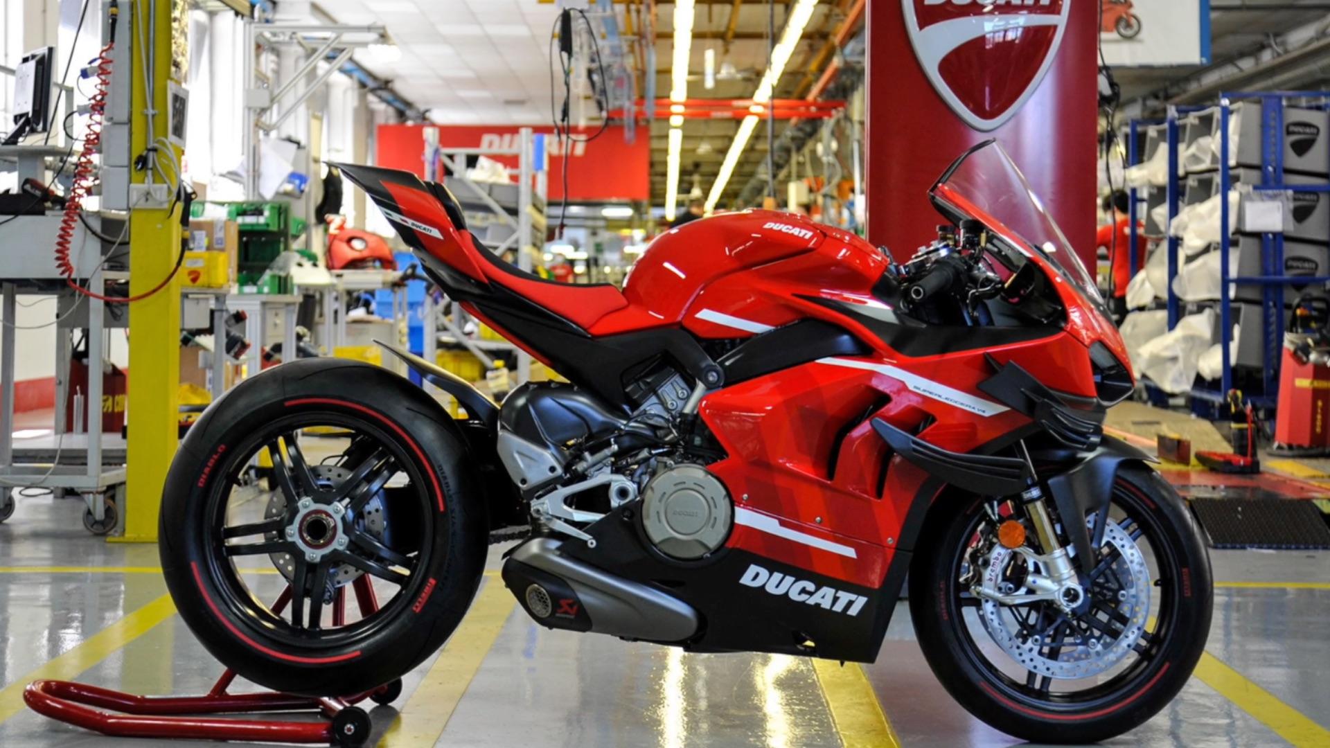 Ducati Factory Online Journey