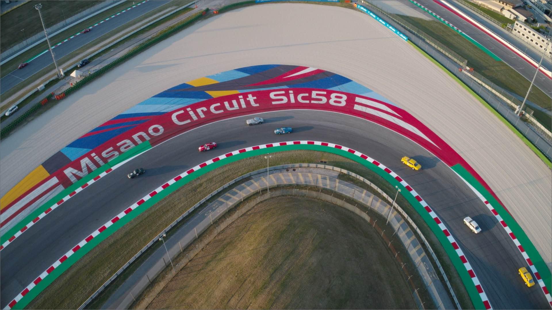 Modena Cento Ore e Superbike: al Misano World Circuit una settimana che esalta la Motor Valley.