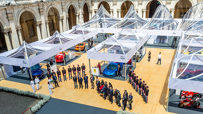 Motor Valley Fest: dove il rombo dei motori celebra il 'Made in Italy'