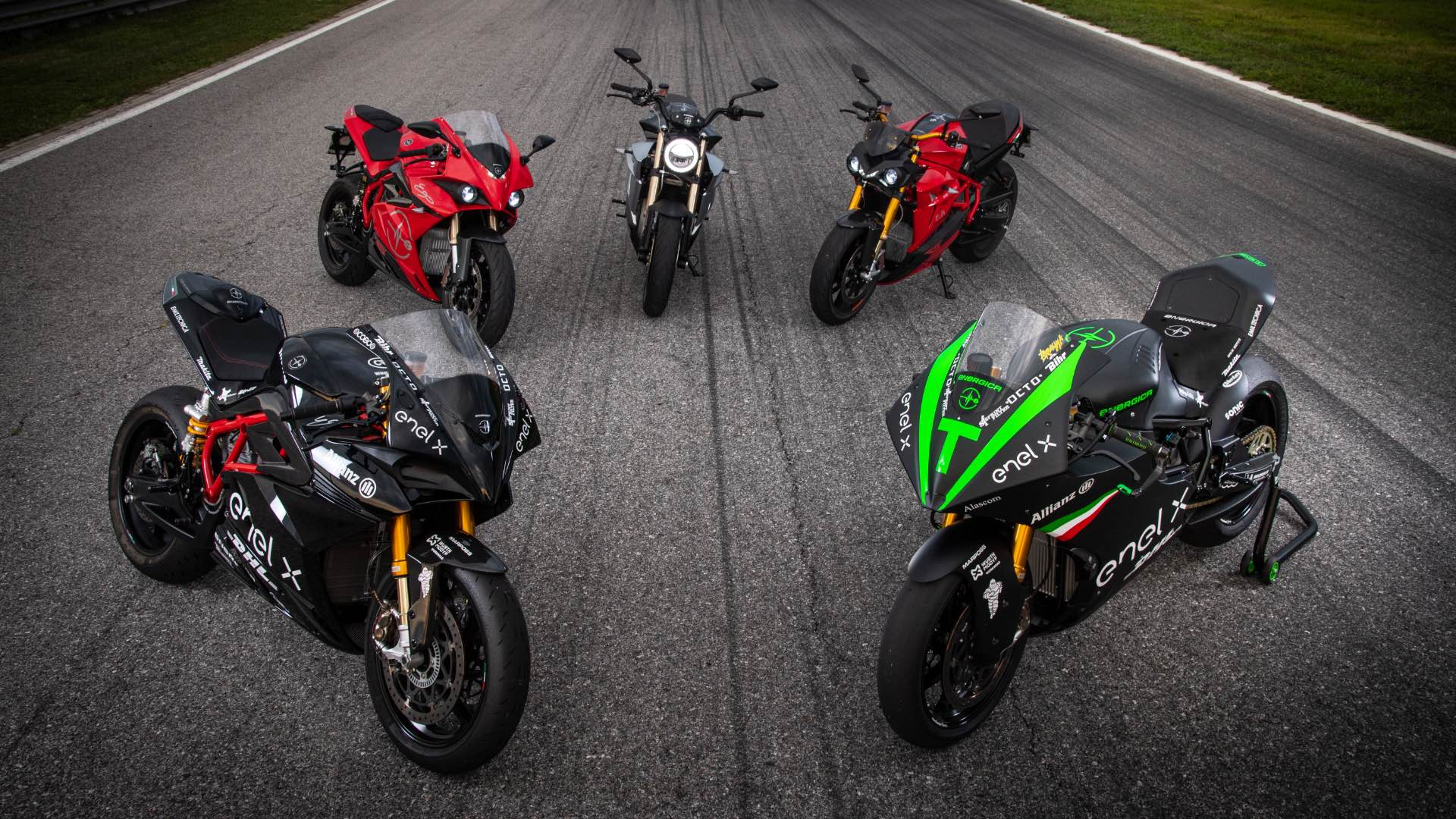 The Motor Valley never stops growing. Welcome on board Energica Motor Company.