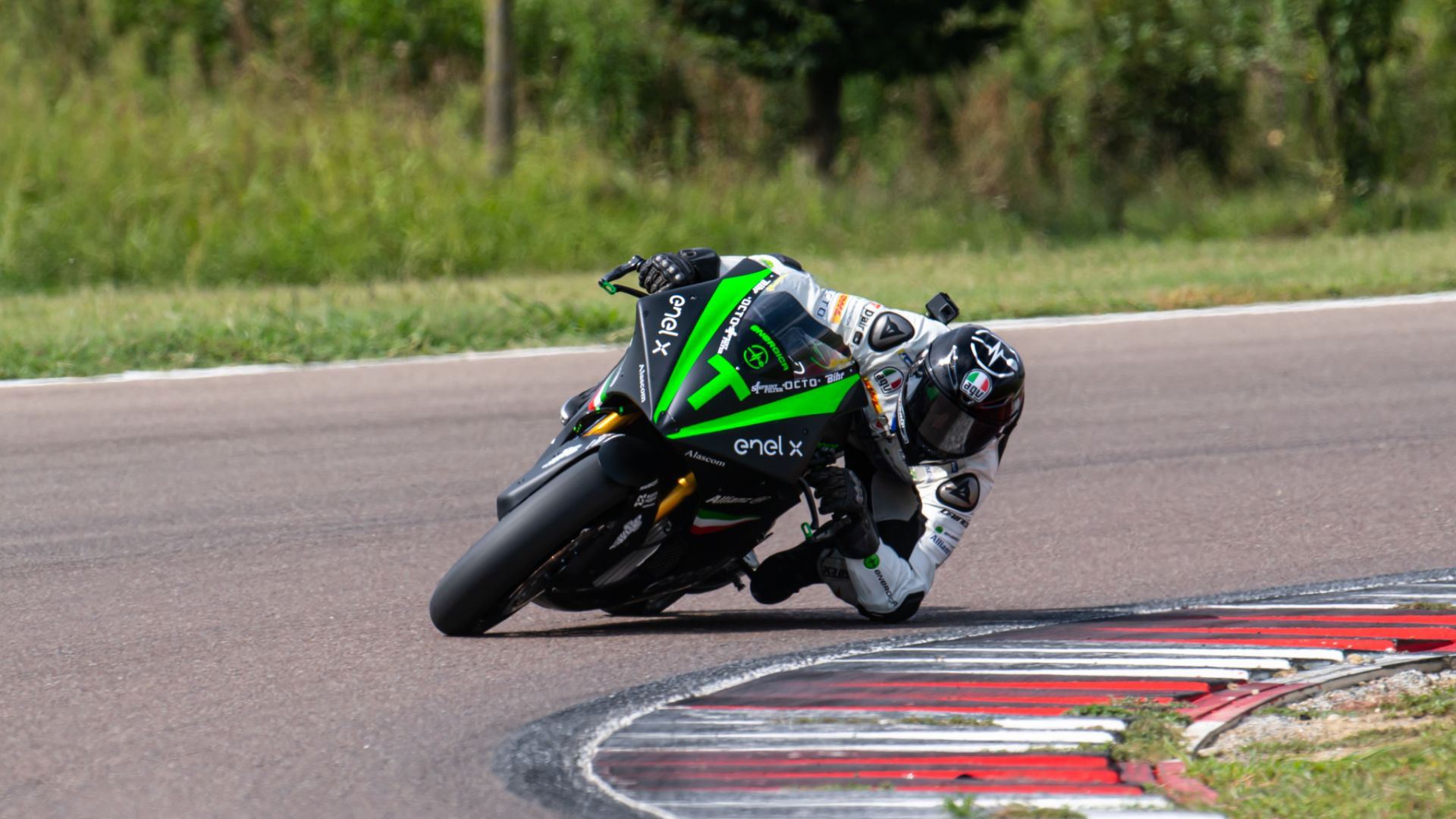 Energica Week 2021: a few days to the beginning of the first gathering of the Modena-based company.