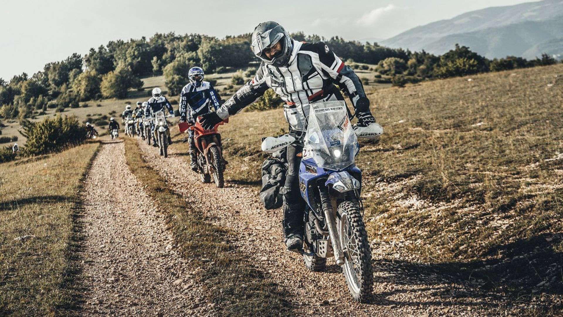 Transitalia Marathon: nella Motor Valley, il mototurismo dei grandi rally del passato.