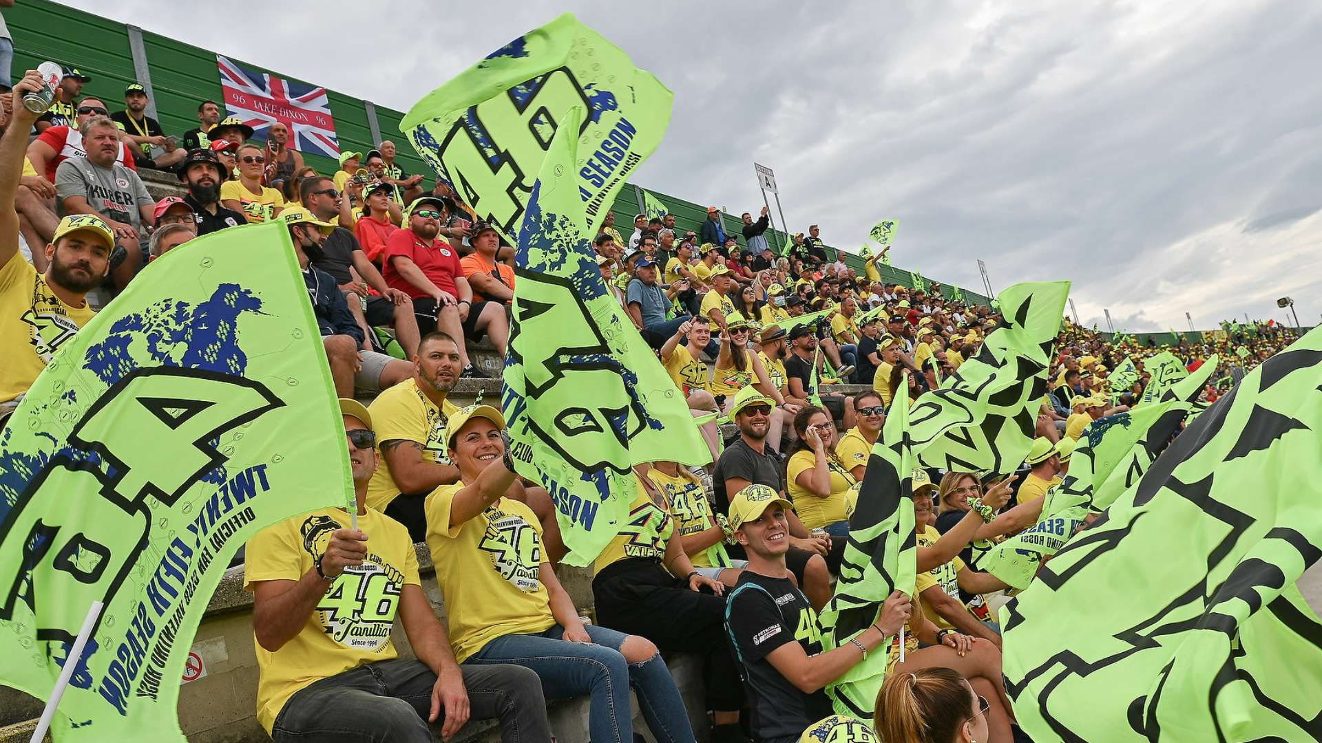 MotoGP, Misano World Circuit: the big party for Rossi is approaching. Tickets still available.